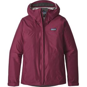 Patagonia W's Torrentshell Jacket Arrow Red